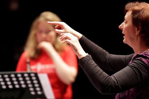 Elaine Agnew - Conducting