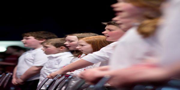 Choral slide