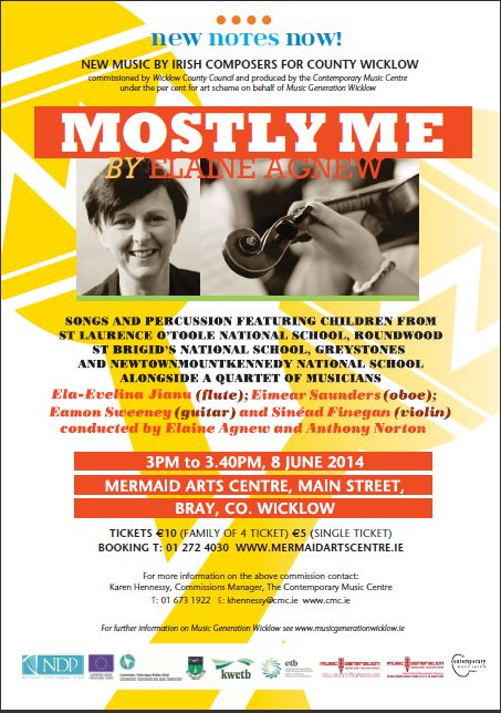 Mostly Me By Elaine Agnew
