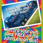 John Lennon Educational Tour Bus 2015