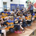 End of Year in St. Cronan's N.S in Bray